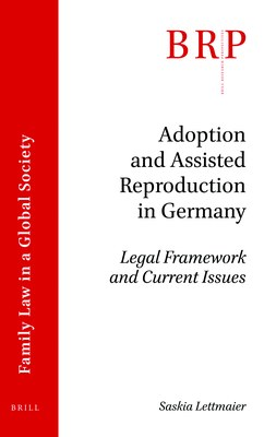 Buchcover Adoption and Assisted Reproduction